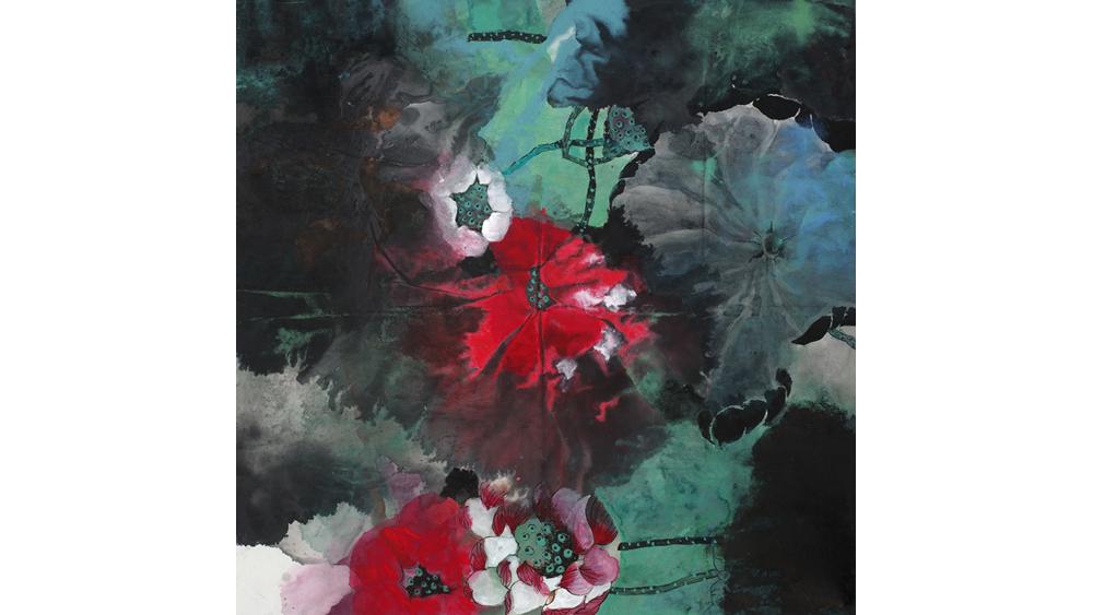王琰: 1984年毕业于湖北省美术学院,现为中国职业画家协会副主席、中国三星重彩画院副院长、中国书画研究院院务委员、中国美术家敦煌创作委员,国家一级美术师。