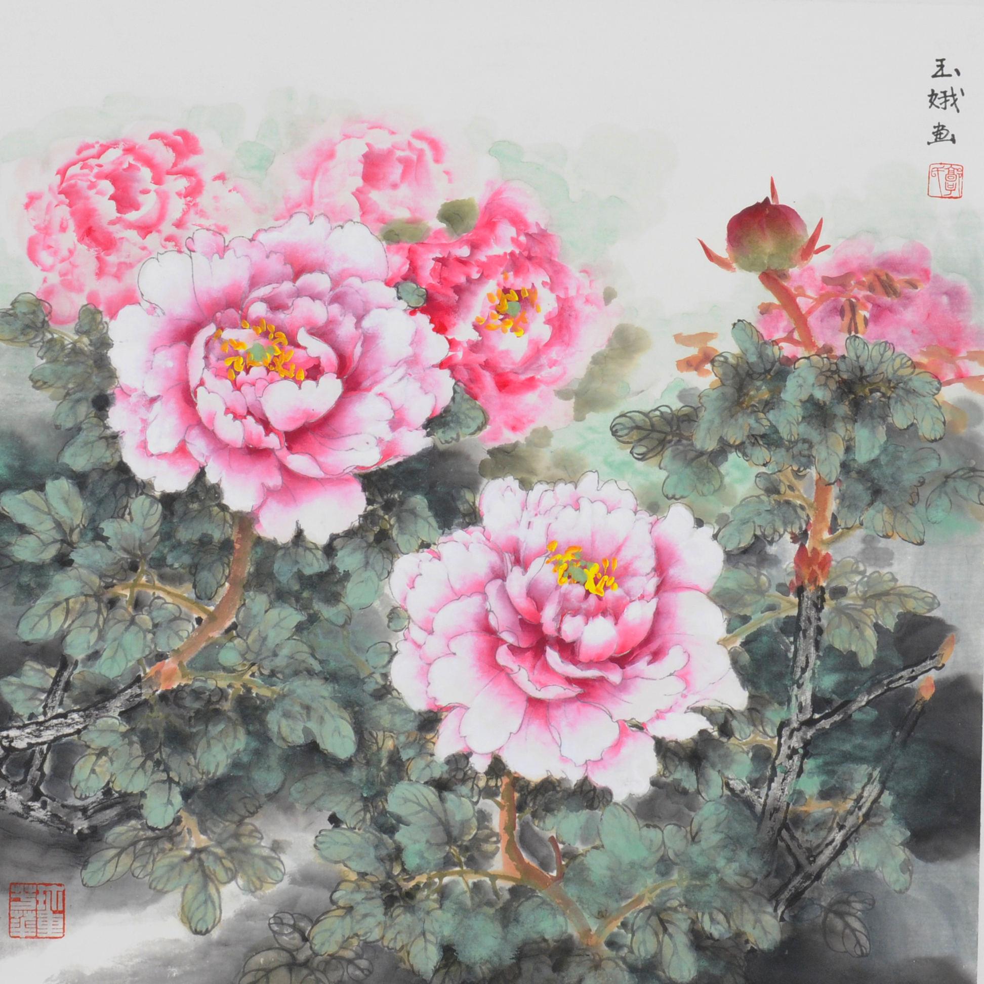 郭玉娥简历 2004年起师从著名花鸟画家叶泉先生学习及创作,并为叶泉艺术工作室助理。